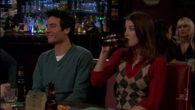How I Met Your Mother S04E12 CZ titulky.mkv