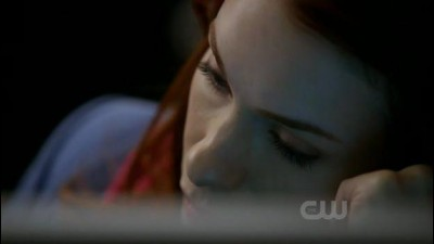 Supernatural S07E20 - The Girl With the Dungeons and Dragons Tattoo.avi