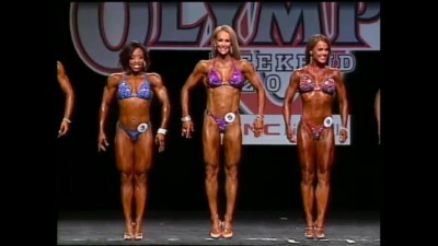Fitness Olympia Swimsuit Round.flv