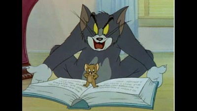 Tom And Jerry - 045 - Jerry_s Diary (1949).avi