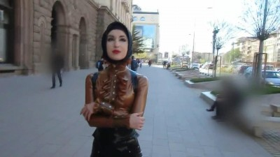 Latex Fashion In Public - YouTube [720p] - Marillin Yusuv.mp4