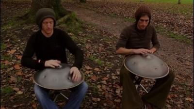 Hang Massive - Once Again - 2011 ( hang drum duo ) ♪ .mp4