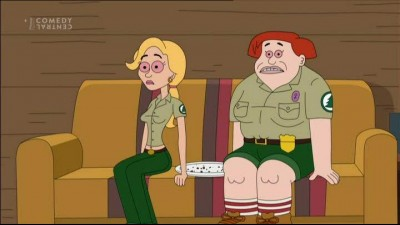 Brickleberry S03E06 - TVrip CZdabing.avi
