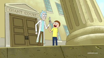 Rick and Morty S01E05 Meeseeks and Destroy Cz Tit..mkv (0)
