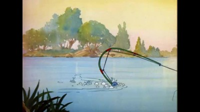 Tom And Jerry - 027 - Cat Fishin_ (1947).avi