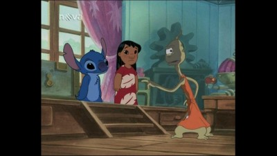 Lilo a Stitch 30  CZ - Short stuff experiment 297.avi