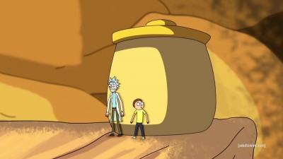 Rick and Morty S01E05 Meeseeks and Destroy Cz Tit..mkv (4)