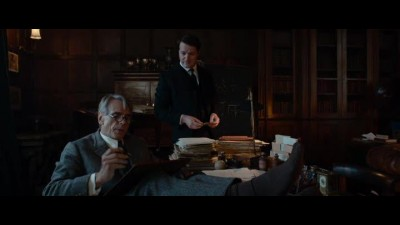 The Man Who Knew Infinity 2015 BRRip XviD AC3 avi
