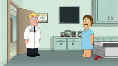 Family Guy S10E18 You Cant Do That On Television Peter avi