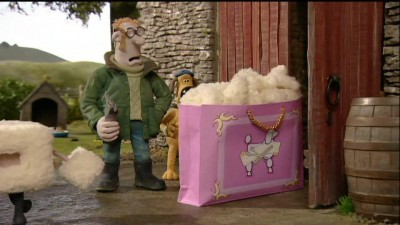 Ovecka Shaun - Shaun the Sheep CZ 01x14 [14] - Fleeced.avi