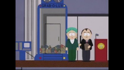 South Park S01E08 Hladovej Marvin mkv
