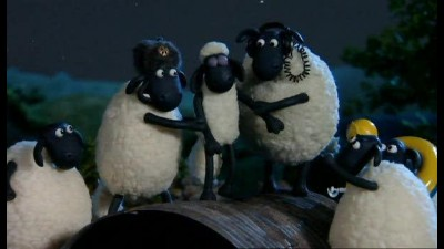 Ovecka Shaun - Shaun the Sheep CZ 01x30 [30] - Sheepwalking.avi