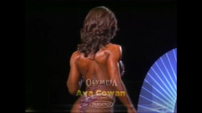(2) - 2011 Figure Olympia - Finals Swimsuit (2011.09.17.).flv