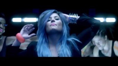 Demi Lovato - Neon Lights (Official video).mp4