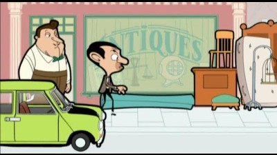 Mr.Bean The Animation Series-ep12.avi