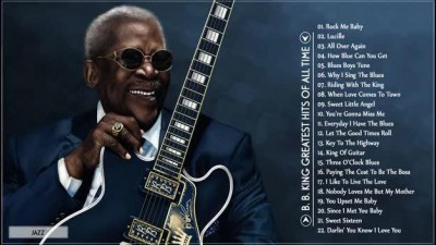 B.B. King Greatest Hits ♪.mp4