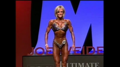 Figure Olympia Finals Swimsuit.flv