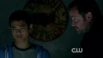 Supernatural S08E07 - A Little Slice of Kevin.mp4
