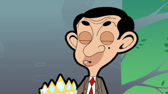 Mr. Bean Animované příběhy E29 - Mr. Bean The Animated Series - DVDrip.avi