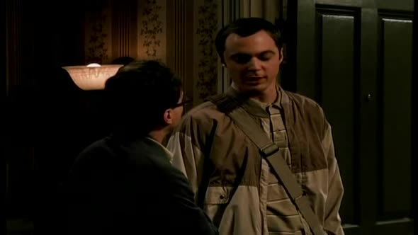 The Big Bang Theory   S00E00   Pilot Unaired mp4