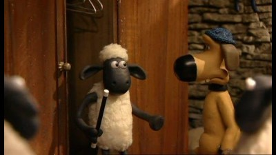 Ovecka Shaun - Shaun the Sheep CZ 01x21 [21] - Abracadabra.avi
