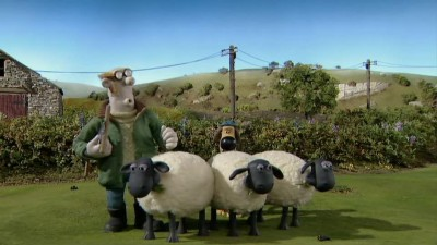 Shaun The Sheep S02E09 Save the tree avi