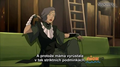 Avatar - Legenda Korry S03E05 The Metal Clan.avi