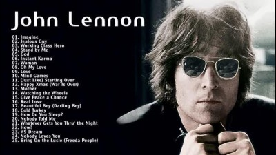 Top songs of John Lennon ♫.mp4