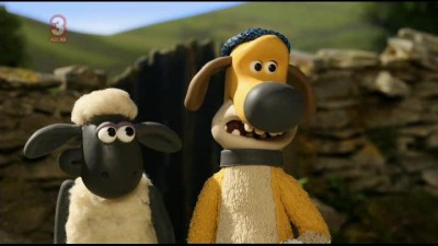 Ovecka Shaun - Shaun the Sheep CZ 01x02 [02].avi