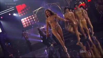 Jennifer Lopez Ft. Pitbull - On The Floor (Live at American Music Awards) [Full HD].mp4