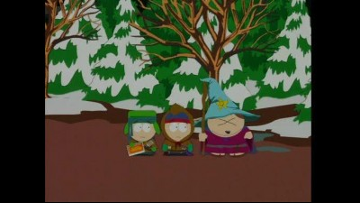 South-Park CZ 06x13 - Return Of Lord Of The Rings To Two Towers.mkv