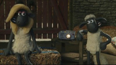 Ovečka Shaun - Shaun the Sheep CZ 02x19 [59] - Two's Company.avi (0)