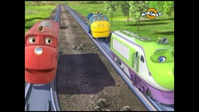 Chuggington - Vesele vlacky - 23 Bruno to vi nejlepe.avi