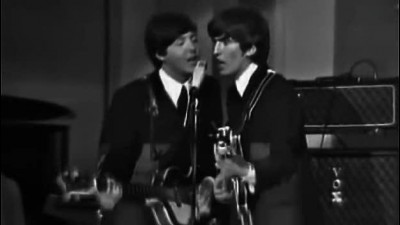 The Beatles - You cant do that live ♪.avi