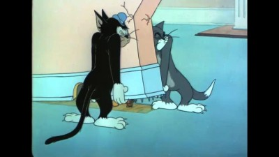 Tom And Jerry - 025 - Trap Happy (1946).avi