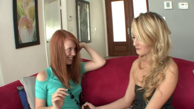 Redhead& 039 S Tight Cunt gets Fingered by an Eager....mp4 (6)