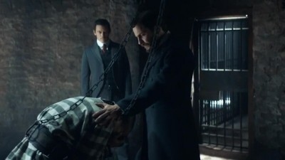 ALIENIST - Inside the Alienist - The Birth of Psychology and Forensics (TNT by Caleb Carr).avi