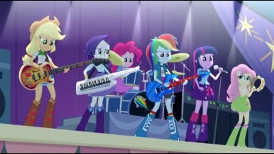 My Little Pony Equestria Girls CZ dabing 2014.avi