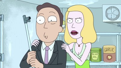 Rick and Morty S01E05 Meeseeks and Destroy Cz Tit..mkv (9)