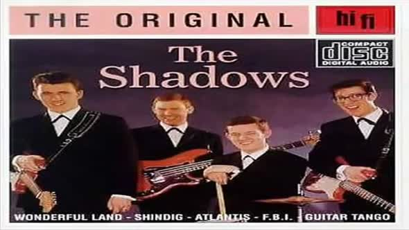 The Shadows - The Original [Full Album].avi
