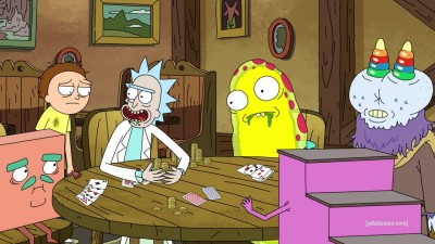 Rick and Morty S01E05 Meeseeks and Destroy Cz Tit..mkv (5)