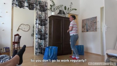 Czech Wife Swap 8 CZdab ENtit 720p HelltrackerCz.mkv