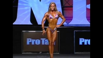 (3) - 2011 Fitness Olympia - Swimsuit Round (2011.09.16.).flv