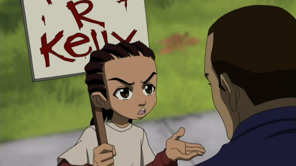 02 The Boondocks - The Trial Of R. Kelly.avi