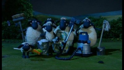 Ovecka Shaun - Shaun the Sheep CZ 02x03 [42].avi