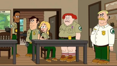 Brickleberry S02E13 - Aparkolypsa CZ.mkv