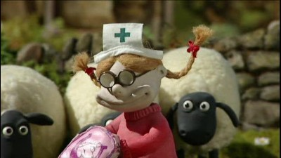 Ovecka Shaun - Shaun the Sheep CZ 01x32 [32].avi