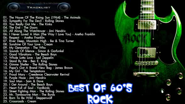 Best Of 60s Rock ♪.mp4