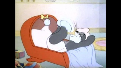 Tom a Jerry 12.Kocici miminko.avi