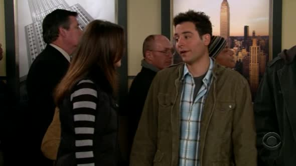 How I met Your Mother S02xE12 First Time in New York.avi